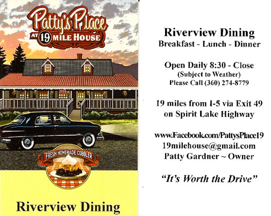 Patty's Riverview Dining